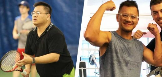 How This Guy Overcame Serious Back Pain and Lost More Than 100 Pounds