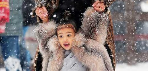 North West's Fabulous Life