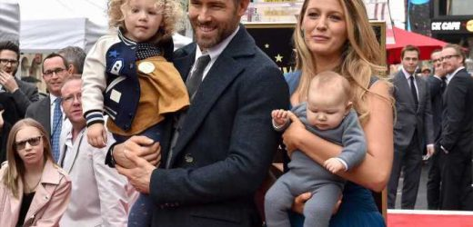 Ryan Reynolds Reveals His 2-Year-Old Daughter Inez Is 'Super Into Villains'