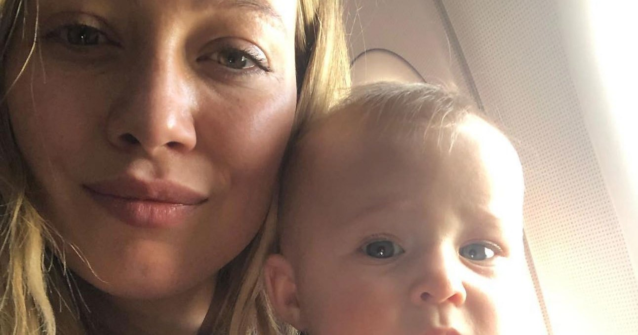 Hilary Duff Spends Night in Hospital With Daughter Banks: 'Vomit in My Hair'