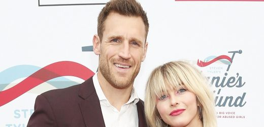 Julianne Hough, Husband Brooks Laich Are 'Going Through IVF'