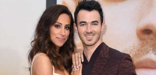 Kevin Jonas Visits Eiffel Tower With Family Ahead of Joe, Sophie's Wedding