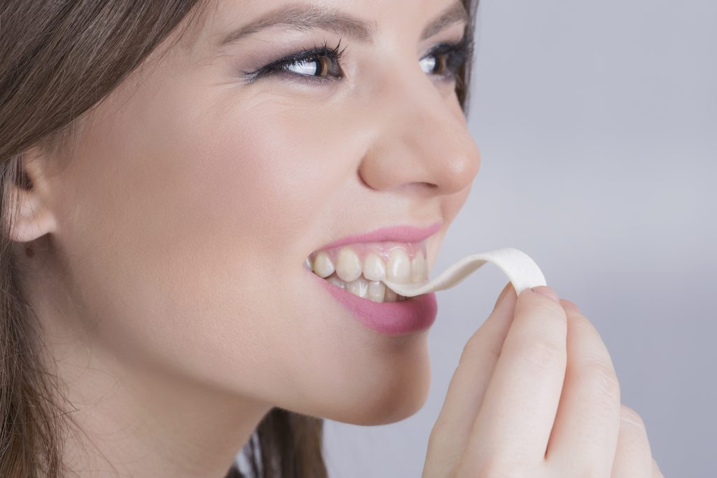 Diet trials: Can chew Gum to accelerate the Slimming?