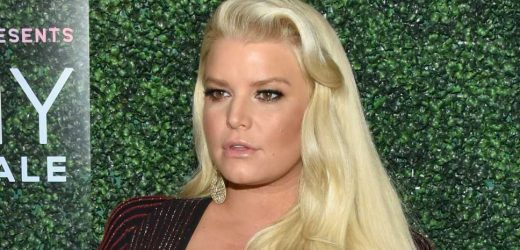Jessica Simpson Just Shared A Seflie Showing She Can Finally See Her Ankles Again After Giving Birth