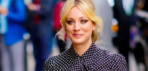 Kaley Cuoco Just Shared Videos Of Herself Getting Cupping Therapy For Pain On Instagram