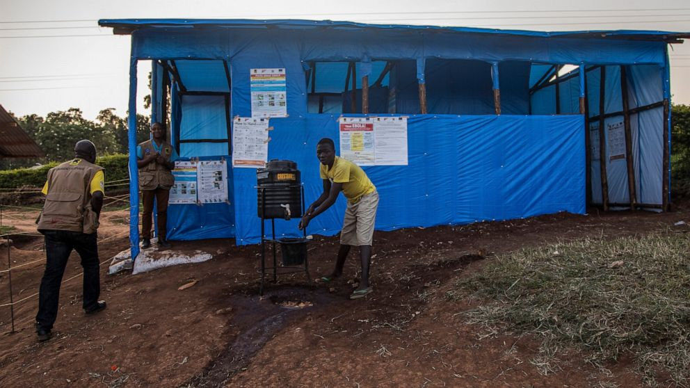 2nd Ebola death in Uganda after outbreak crosses border
