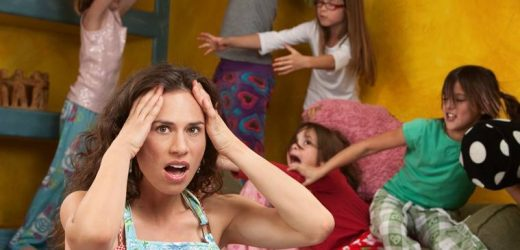 Difficult Conversations: Moms, go easy and have some fun 'off duty'!