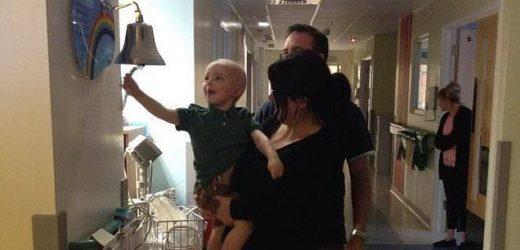 NHS should scrap bell-ringing ceremonies, says cancer patient