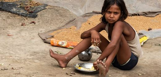World hunger rises for a third year as 820 MILLION go without food