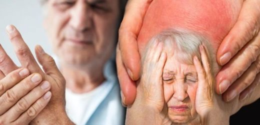 Rheumatoid arthritis symptoms: Having this temperature in your joints must NOT be ignored
