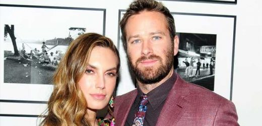 Armie Hammer's Wife Elizabeth Chambers Defends Their Son's Toe-Sucking Video
