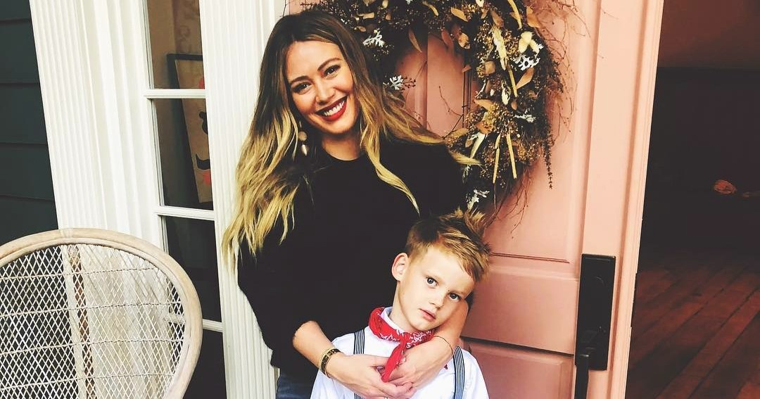 Hilary Duff 'Lost a Big Chunk' of Her Identity When She Became a Mom at 24