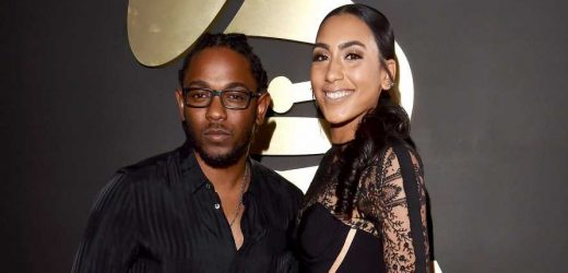 Suprise! Kendrick Lamar, Fiancee Whitney Alford Welcome 1st Child