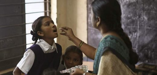 Ninth round of National Deworming Day targets 32.81 crore children, adolescents