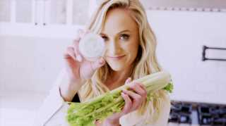 Olympic Gold Medalist Nastia Liukin Chats About Her New Celery-Powered Moisturizer