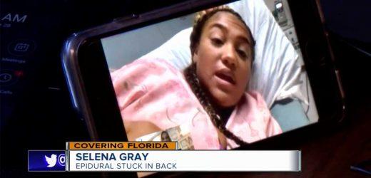 New Mom, 18, Says Hospital Left Epidural Tube in Her Back For Days