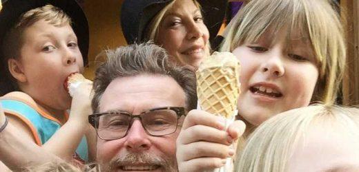 Tori Spelling's Family Album