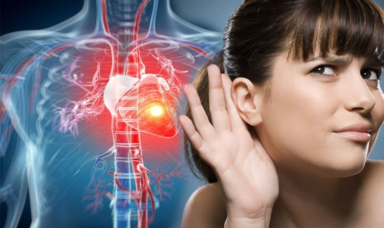Heart attack warning: This sign in the ear should not be ignored and increases your risk