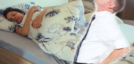 Back pain: Best sleeping positions to help reduce lower back pain