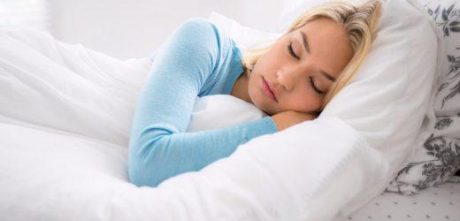 Optimistic people sleep better
