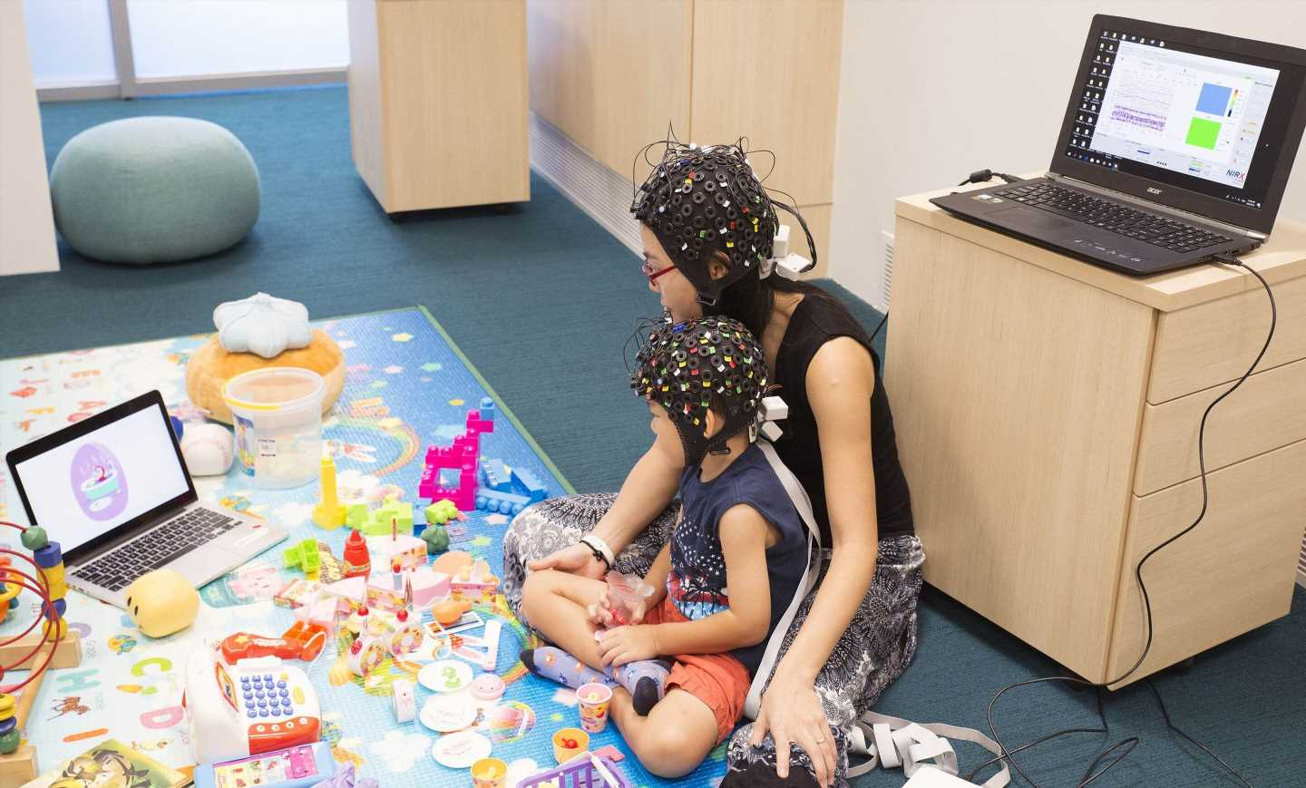 Parenting stress may affect mother and child ability to tune in to each other