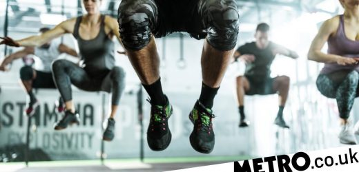Daily Fitness Challenge: Can you do tuck jumps for a full minute?