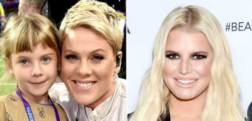 Pink Dyes Daughter Willow's Hair After Jessica Simpson Is Mom-Shamed