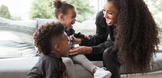 Ciara Serves as Creative Director for Nike and Jordan's Fall Kids' Collection at Finish Line