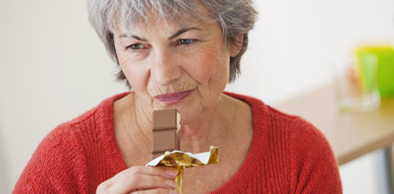 No, eating chocolate won't cure depression