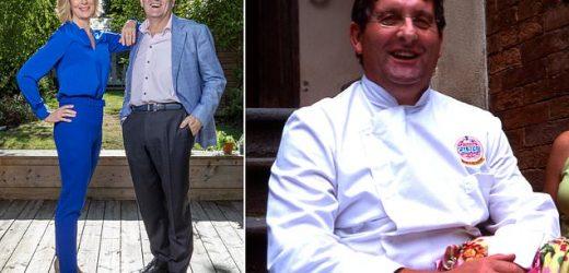 Wife of TV chef Giancarlo Caldesi reversed his type 2 diabetes