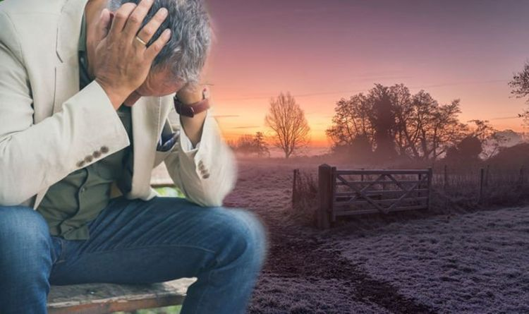 Seasonal affective disorder: What is SAD? Nine signs you could be at risk