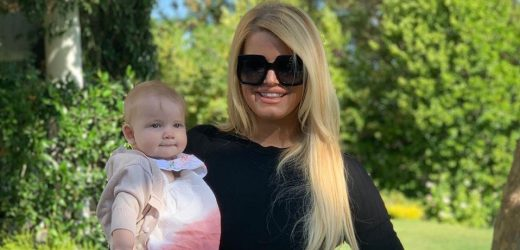 Wow! Jessica Simpson Is Down 100 Lbs Just 6 Months After Baby No. 3