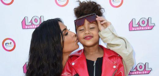 Kim Kardashian's Daughter North Picks Up Trash: 'She Loves the Planet'