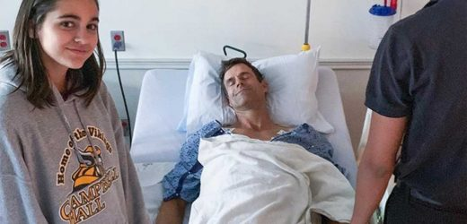 Hallmark Channel Host Cameron Mathison Says His Kidney Cancer Surgery 'Went Very Well'