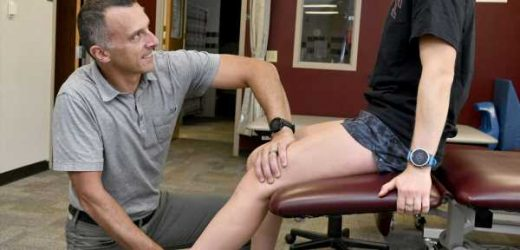 UM physical therapy professor authors new guideline on treating runner's knee
