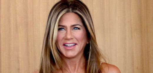 Jennifer Aniston Looks More in Shape Than Ever in New Pics