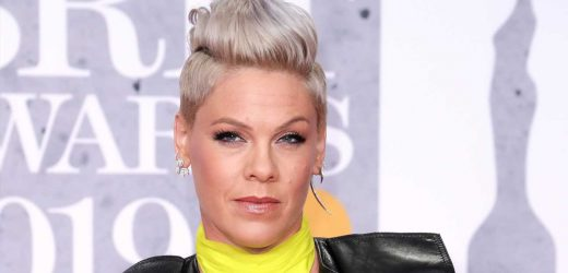 Pink Admits Touring With Her Family Feels 'F–king Impossible at Times'