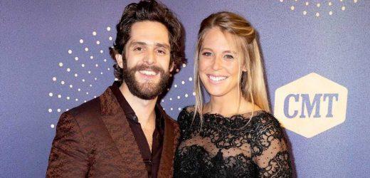 How Thomas Rhett and Pregnant Lauren Akins Are Preparing for Baby No. 3