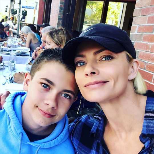 Jaime Pressly Admits Her Oldest Son Dezi, 12, Is Her 'Favorite' Kid: 'That's Right I Said It'