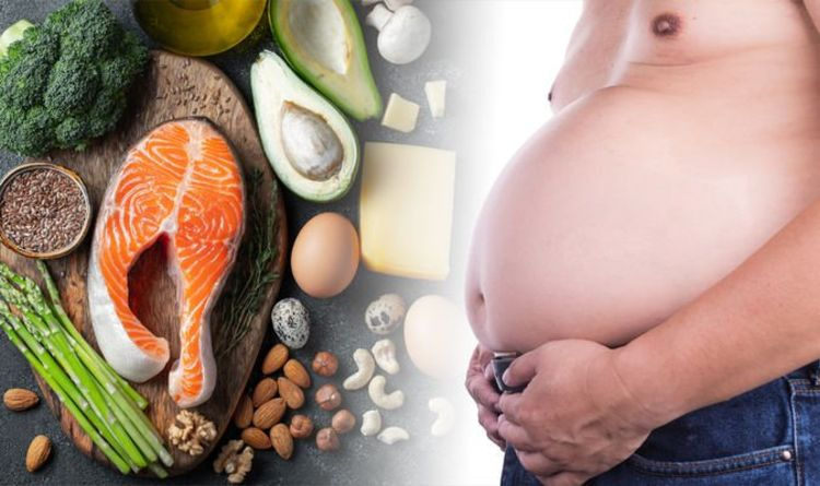 How to get rid of visceral fat: Best diet to reduce the harmful belly fat – foods to eat