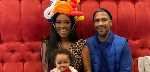 Kenya Moore Celebrates Daughter's Birthday With Estranged Husband Marc Daly