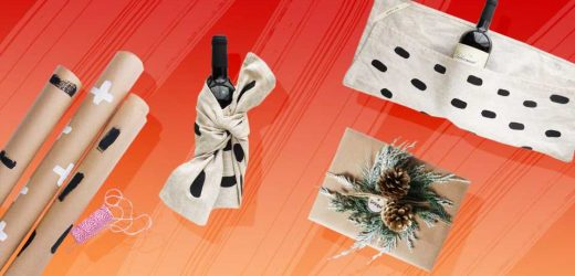 Adorable DIY Gift Wrap Ideas Kids Can Make Themselves