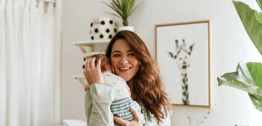 Inside Actress Camille Guaty's Dreamy Nursery for Her Newborn Son Morrison Rafael