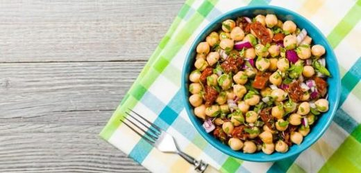 Chickpeas properly prepare and healthy to enjoy