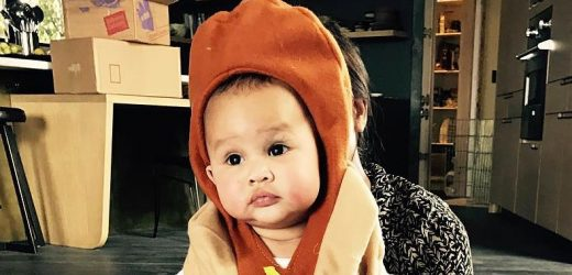 Chrissy and John's Daughter Luna: All Her Halloween Costumes