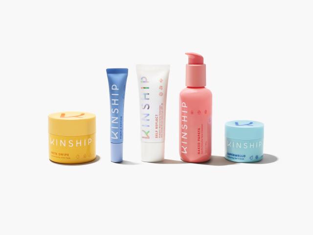 Leslie Blodgett Invests In Gen Z Skin-care Brand Kinship