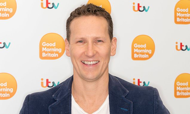 Former Strictly dancer, Brendan Cole, 43, answers our health quiz