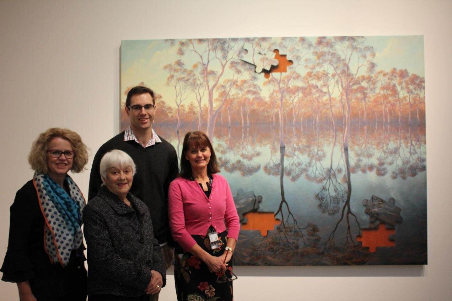 Getting to the 'art' of dementia: Researchers highlight benefits of art intervention
