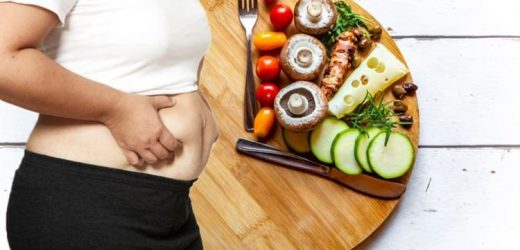 How to lose visceral fat: Following this eating pattern could reduce the harmful belly fat