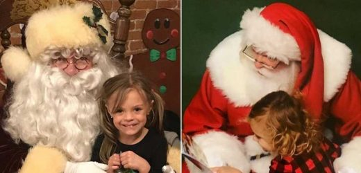 Catelynn Lowell, Jana Kramer and More Celebrities Share Kids' Santa Pics